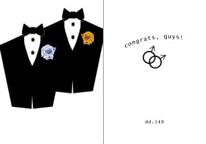 dd148_gay guy wedding card